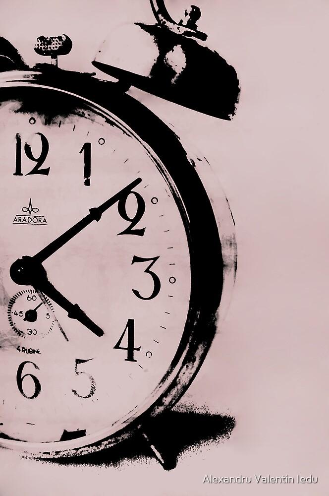 Half of time  by Alexandru Valentin Iedu