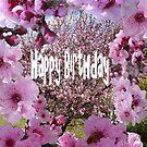 Happy Birthday Blossum by KazM