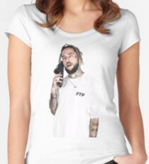 shoe calling Women's Fitted Scoop T-Shirt