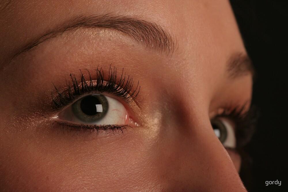 Emma's eyes by gordy