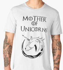 MK Mother of Unicorns Men's Premium T-Shirt
