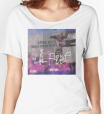 Lil Peep Come Over When Youre Sober Women's Relaxed Fit T-Shirt