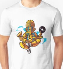 Hip Hop Ganesh Unisex T-Shirt