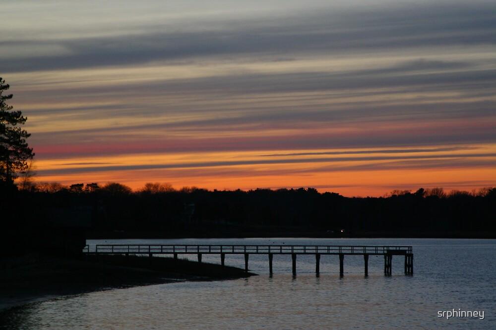 Dockside Sunset by srphinney