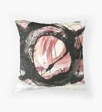 painting 174 Throw Pillow
