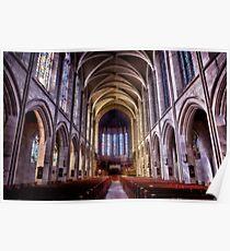 St. John's Cathedral, Denver Poster
