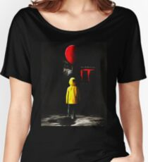 teaser movie stephen king Women's Relaxed Fit T-Shirt