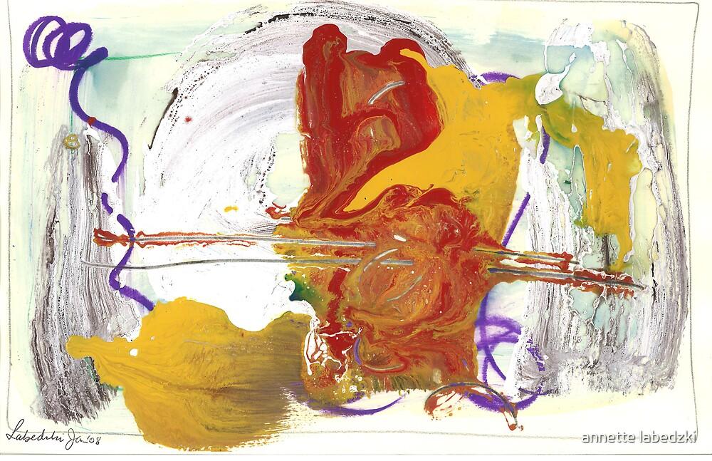 painting 169 by annette labedzki