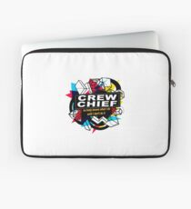 CREW CHIEF - NO BODY KNOWS Laptop Sleeve