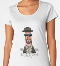 I am the one who meeps! Women's Premium T-Shirt