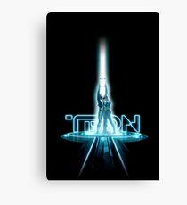 Tron: Legacy Canvas Print