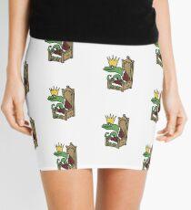 The Lizard King Mini Skirt