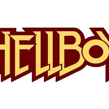 HellBoy Logo by loloman23