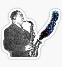 Charlie Parker Sticker