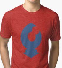 Lobster Johnson Logo Tri-blend T-Shirt