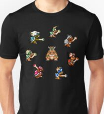 Bowser and Koopalings T-Shirt