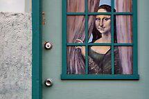 Mona Lisa by Dan Jesperson