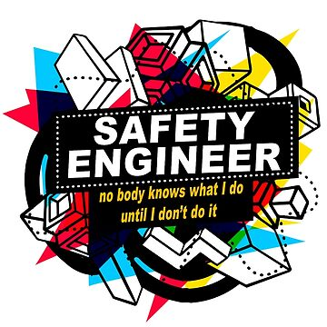 SAFETY ENGINEER - NO BODY KNOWS by sohpielo