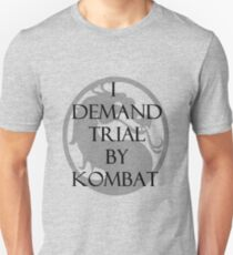 Trial by Kombat T-Shirt