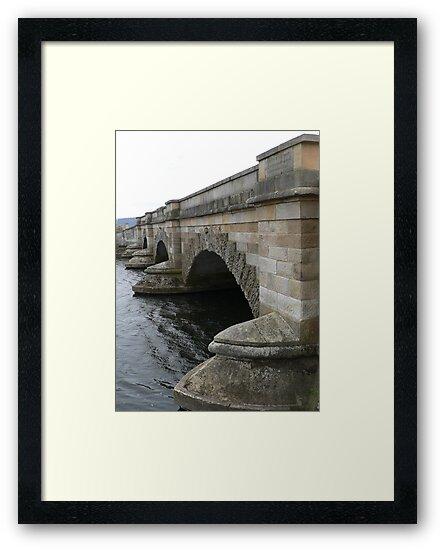 Ross Bridge, Tasmania by David Thompson