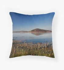 Ralphs Bay Early Morning, Tasmania Throw Pillow