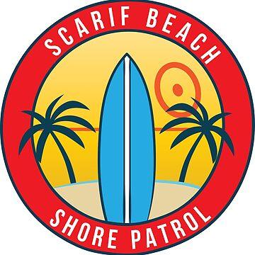 Scarif Shore Patrol by wreckitash
