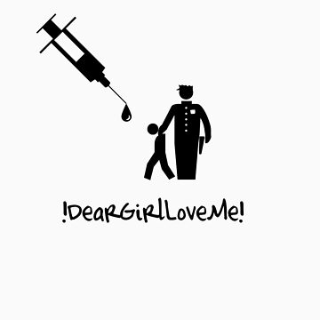 !DearGirlLoveMe! Shirt 2 by deargirlloveme