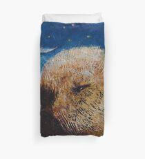 Sea Otter Pup Duvet Cover