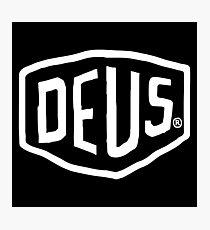 Deus Photographic Print
