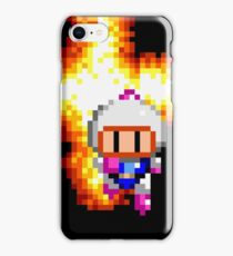 Bomberman Explosion iPhone Case/Skin