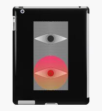 Cynical Eyes iPad Case/Skin