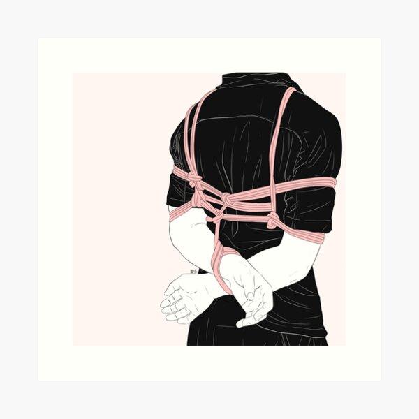 ピンクピンク2 Art Print