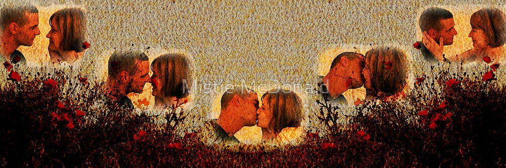 Nature Of The Kiss by Mistie McDonald