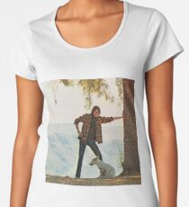 Neil Young Everybody Knows This is Nowhere Women's Premium T-Shirt