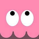 Retro Game Art - Classic Pink by BitGem