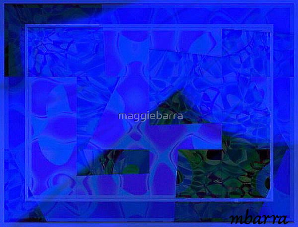 Blue by maggiebarra
