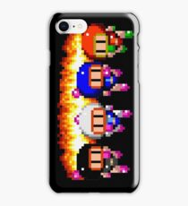 Bomberman x 4 iPhone Case/Skin