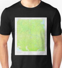 USGS TOPO Map Florida FL Alexander Springs 344883 1972 24000 T-Shirt