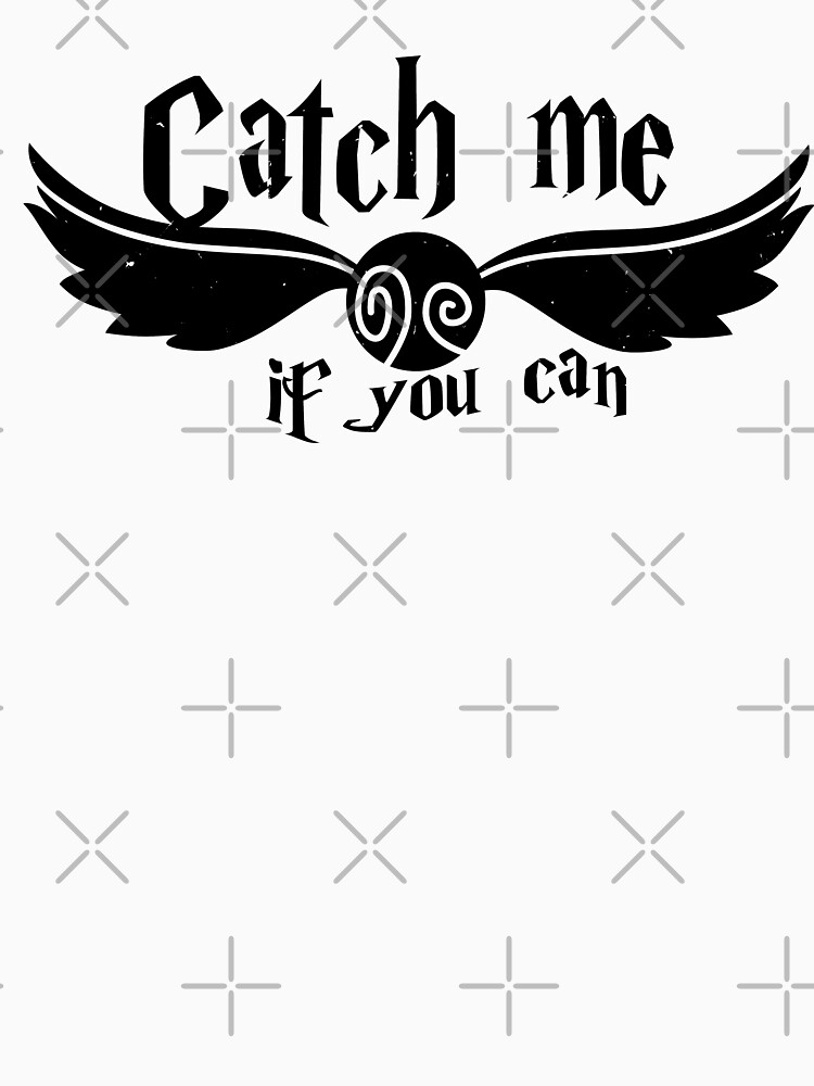 Catch Me if You Can by GarageFate