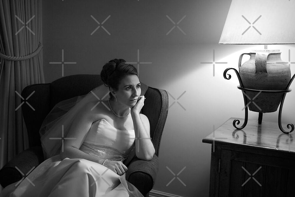 Waiting Bride by Adrianne Yzerman