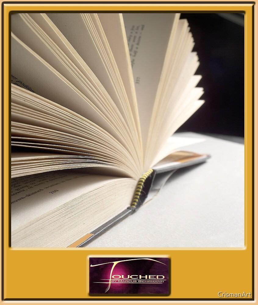 Book Of Ten by CrismanArt