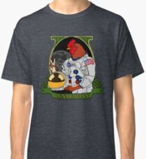 Wingstrong - Lunar Aviary Classic T-Shirt
