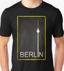 Berlin Slim Fit T-Shirt
