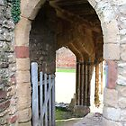 Abbey Arches by kalaryder