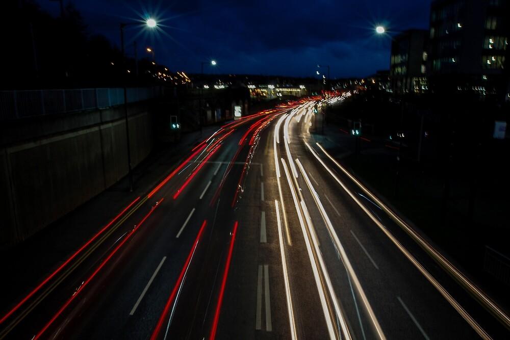 Traffic Lights by Luke Jackson