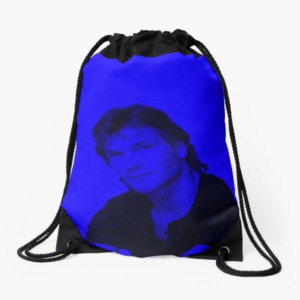 Patrick Swayze - Celebrity (Dark Fashion) Drawstring Bag