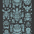 Golems and golems by wuhu