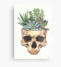 'From Death Grows Life'  Metal Print