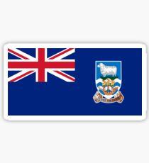 Flag of the Falkland Islands Sticker
