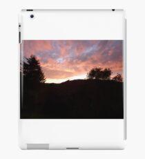 Nachthimmel 2 iPad-Hülle & Klebefolie